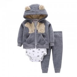 "Костюм Carters ""Bear Grey"""