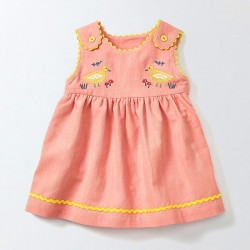 "Сарафан Little Maven ""Spring Meadow"" Pink"