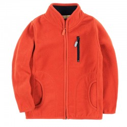 "Кофта флисовая Svelte ""Simply Warm"" Orange"