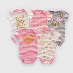"Набор боди NUBY BOY ""Juicy Couture Heart"" (5шт.)"